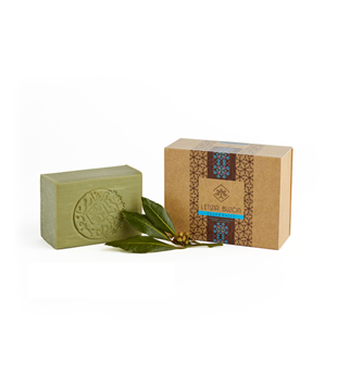 100% Natural Aleppo Soap 125 gr. Syrian made