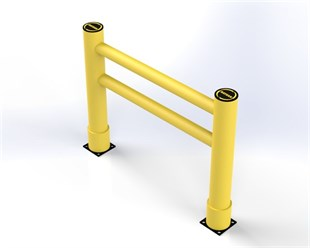 2R Traffic Barrier System