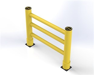 3R Machine and Equipment Protection Barrier System