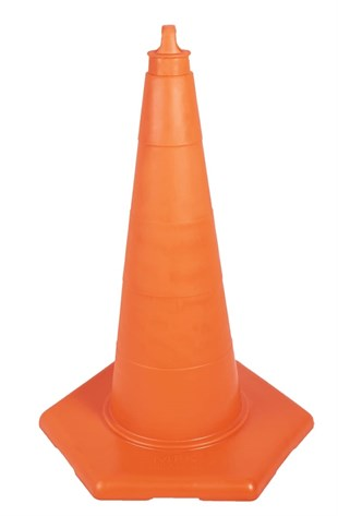 75 cm Unbreakable Traffic Cone (Without Reflective)