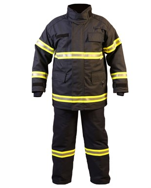 Fyrpro 750 Class 2 Firefighter Suit (4 Layers) - With Inside Out