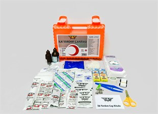IY-073 Wall Mountable Ultra Plastic Workplace First Aid Kit