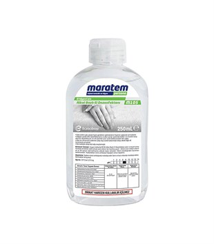 Maratem M105 Alcohol Based 250 ml Hand Disinfectant