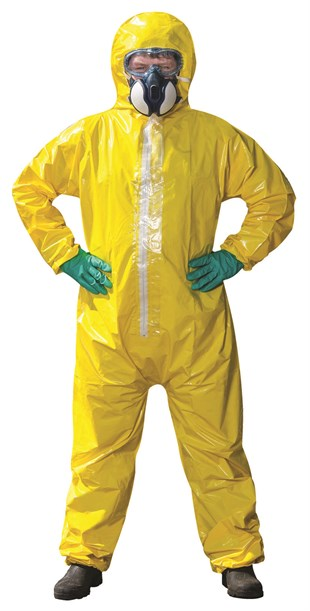 STARLİNE 100PE04 Chemical Protective Overalls