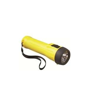 Wolf Exproof Flashlight Ts-26 with Halogen Bulb Zone 1-2