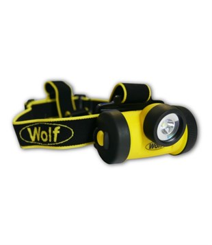 Wolf Ex-Proof Head Lamp Ht-400 Led Zone 0