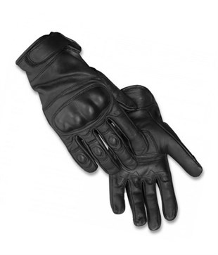 YDS Mil-Tec Tactical Leather Gloves