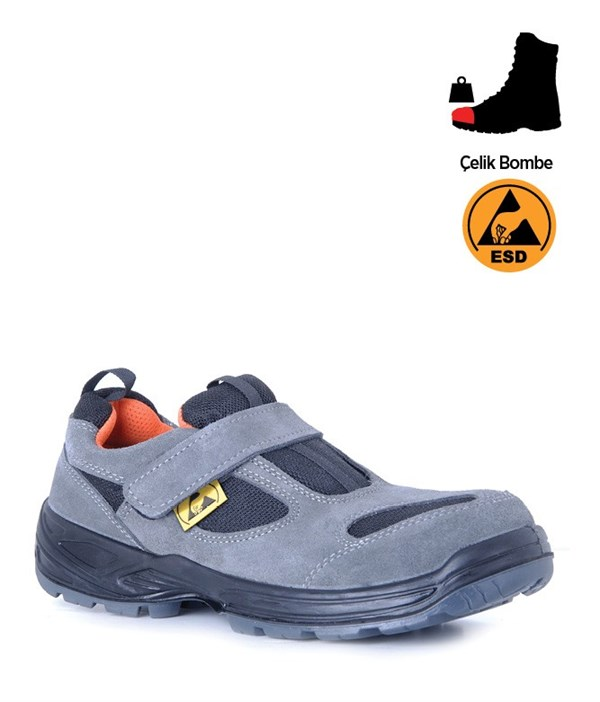 YDS GPP 05 GH NV ESD Work Safety Shoes
